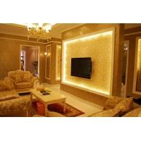 3d树脂电视背景墙 3d电视背景墙 高档场所或家居适用