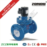 ZCZ蒸汽活塞式电磁阀