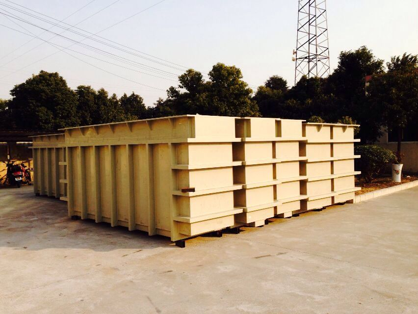 实验室用PP废气塔,PP槽焊接加工,PP板材加工