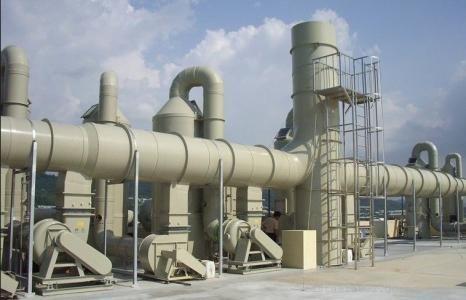 苏州废气净化塔制作,无锡废气净化洗涤塔制作,龙洲环保