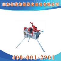建筑机械电动切管套丝机