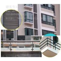 东莞正启金属锌钢百叶窗厂铝合电动百叶窗型材
