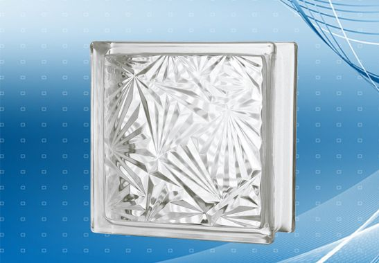 晶华牌空心玻璃砖