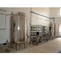 四川水处理设备I2级纯水制造设备