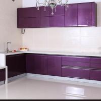 德尼尔 整体橱柜定制 厨房壁橱橱柜定做 L型厨柜定制