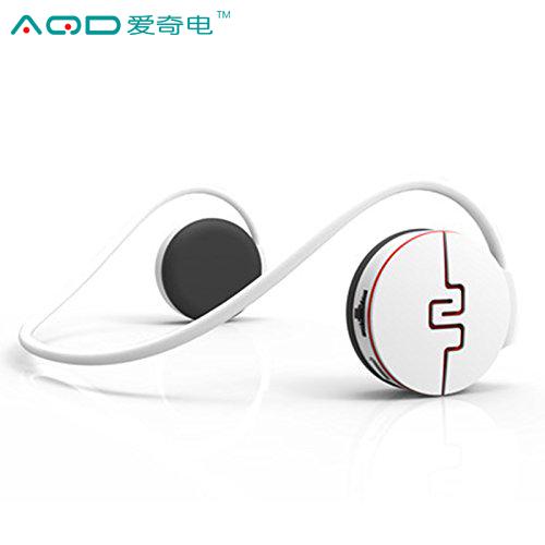 爱奇电P3头戴式挂耳式插卡跑步蓝牙耳机