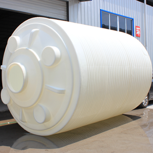 30吨污水PE水箱水塔