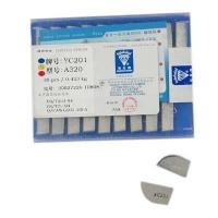 销售批发(钨钢)|焊接刀片 硬质合金刀头YT14 YT15