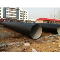 两布三油环氧煤沥青防腐钢管喷涂方法