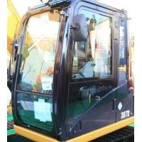 卡特307D挖掘机驾驶室