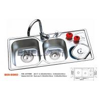 不锈钢水槽B09-SSKO