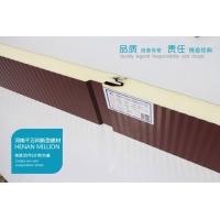 河南聚氨酯复合板双面彩钢复合板