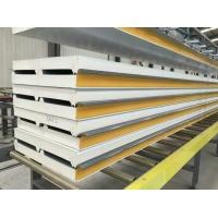 聚氨酯保温板,墙面板屋面板