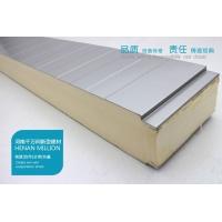 聚氨酯夹芯板复合保温板