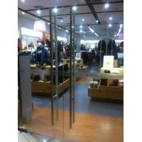 天津安装不锈钢玻璃门专业优惠快捷