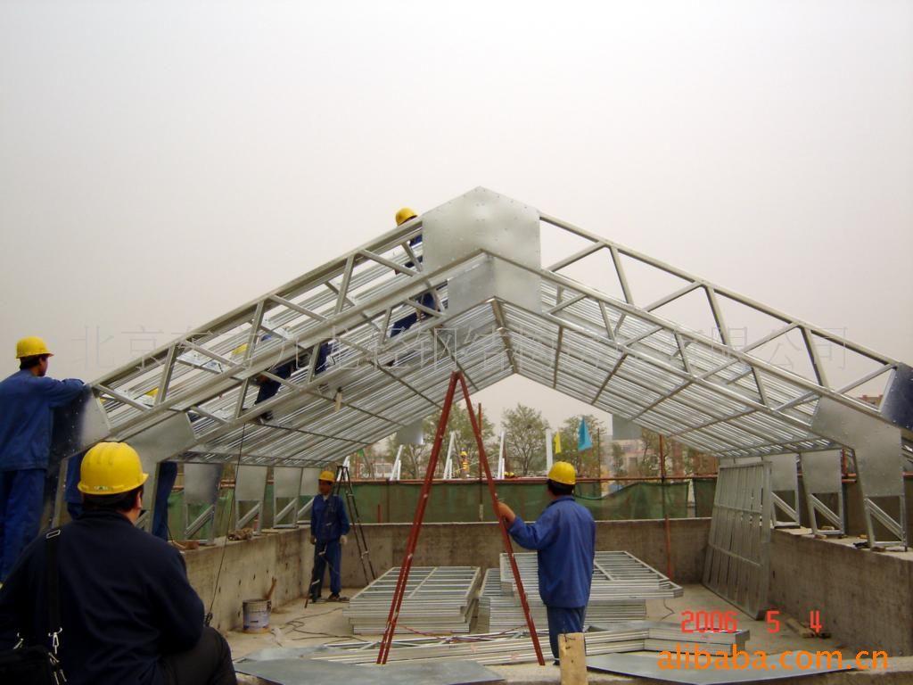 供应轻钢龙骨结构阁楼