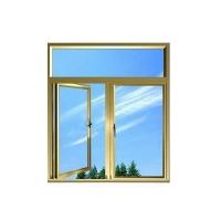 米特尔欧式对开窗