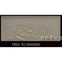 万里长城浮雕壁画深圳砂岩