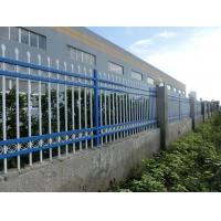 厂家促销 江苏南京锌钢烤漆围墙护栏/栅栏/栏杆 户外围栏安装