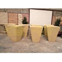 供应玻璃钢花盆 树脂花盆容器 花钵 花箱