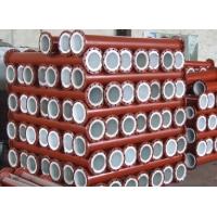 衬胶耐磨管道|脱硫管道|喷淋塔衬胶管道