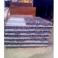 安徽管缝锚杆热销Q235贵州开缝式锚杆井下施工现场