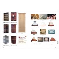 调味架烟机罩护墙板工艺柜定制