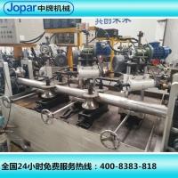 不锈钢排烟管制管机