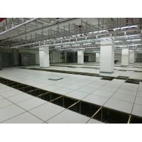南充防静电地板/机房配电房架空地板/全钢支架地板