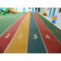 EPDM塑胶颗粒地面塑胶地坪塑胶球场幼儿园操场