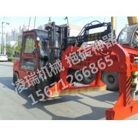 供应襄阳凌瑞3.8吨加气块抱砖车加气砖夹
