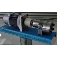 高粘度化纤纺丝专用,不锈钢齿轮计量泵,精密纺丝计量泵。
