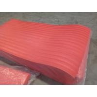 供应红色防静电珍珠绵板材