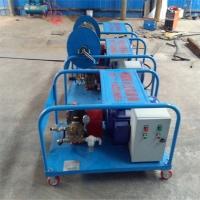 供应超洁除锈除树皮管道疏通清洗机根雕清洗机