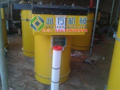 脉冲反吹式吹系统,由于脉冲控制仪及电磁阀的作用