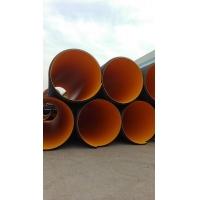 钢带增强聚乙烯螺旋波纹管 华创天元实业