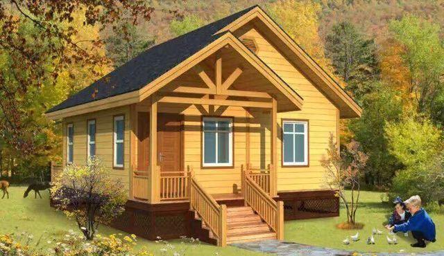 建设、景区各式木质小品设计与修建(包括木质栈道、木质小亭等).