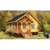 成都木屋 四川木屋 木屋别墅 木结构房子