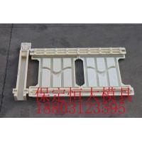 高铁水泥护栏盒模|高铁护栏盒模