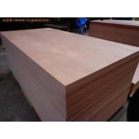 高平整度贴面贴木皮三合板