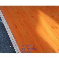 三聚氰胺木纹纸贴面多层板
