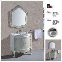 成都圣谛美家浴室柜-橡木浴室柜二期