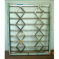 不锈钢防护窗A04