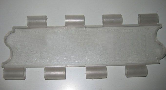 水晶门门片材料-西安一品门业