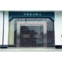 一品门业量身定制各种规格不锈钢卷帘门、通花门