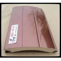 红铜色铝合金保温门