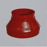 泊客球铁沟槽管件—异径管