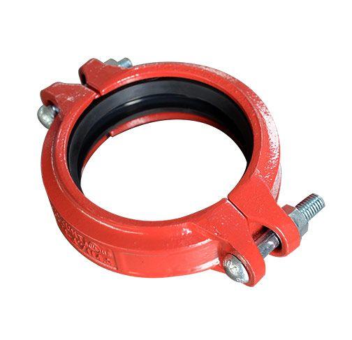 竣通沟槽管件—挠性卡箍