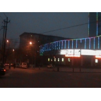 石家庄市最新楼体亮化工程!