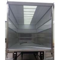 玻璃钢纤维透明车顶车厢,铝合金包边,高端大气